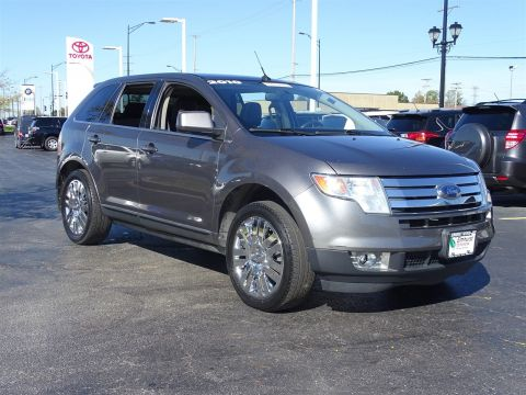 Used Ford Edge Limited