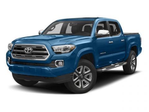 New Toyota Tacoma Limited Double Cab