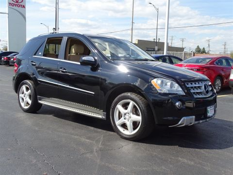 Used Mercedes-Benz M-Class ML 550