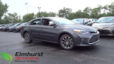 New 2018 Toyota Avalon XLE Plus