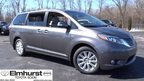 New Toyota Sienna Limited Premium