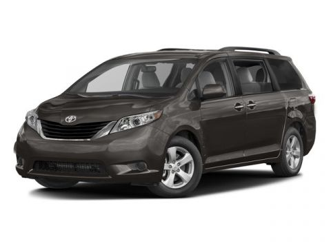 New Toyota Sienna LE