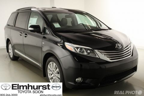 New Toyota Sienna Limited Premium w/ the Advanced Tech Pkg