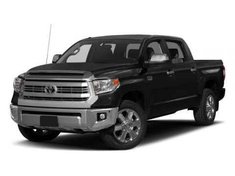 New 2017 Toyota Tundra 1794 Edition Crew Cab Pickup With Navigation & 4WD