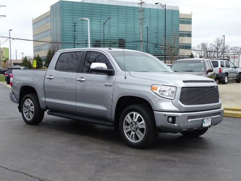 Pre-Owned 2016 Toyota Tundra Platinum With Navigation & 4WD