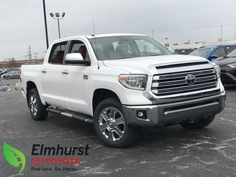 New 2018 Toyota Tundra 1794 Edition Crew Cab Pickup With Navigation & 4WD