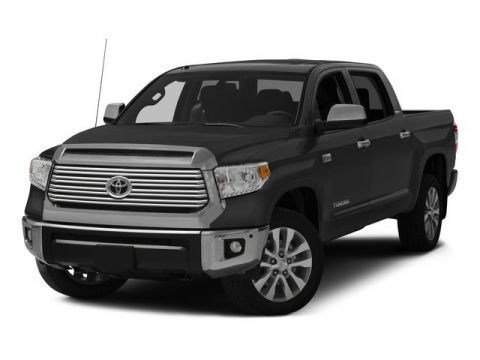 Pre-Owned 2015 Toyota Tundra LTD With Navigation & 4WD