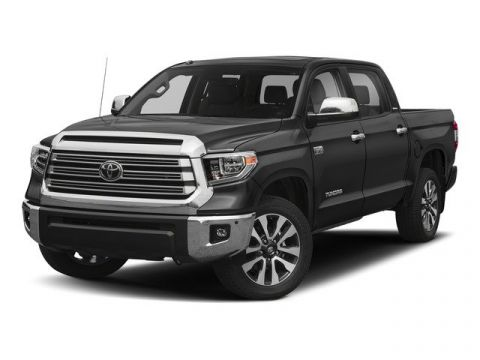 New 2018 Toyota Tundra Limited Crew Cab Pickup With Navigation & 4WD