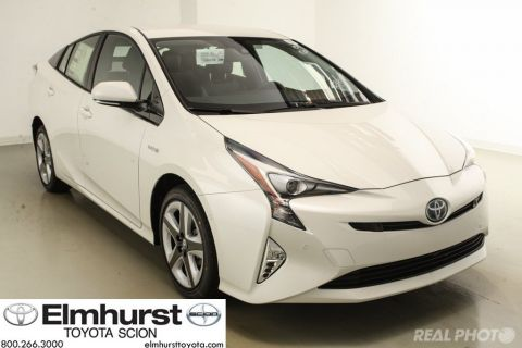 New Toyota Prius Four Touring