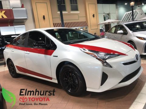 New Toyota Prius Two with the Electric Lightning Package
