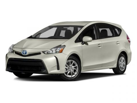 New Toyota Prius v Two