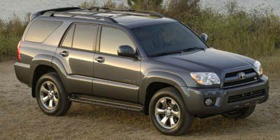 Used Toyota 4Runner Limited 4x4