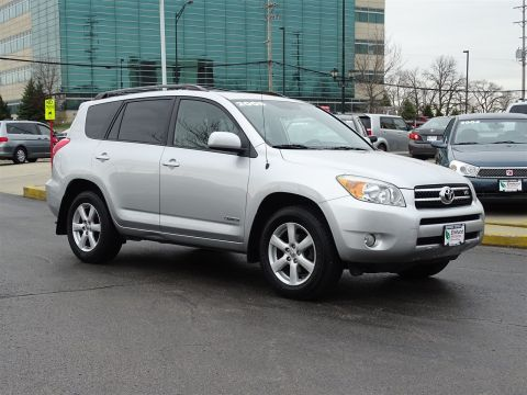 Used Toyota RAV4 Ltd