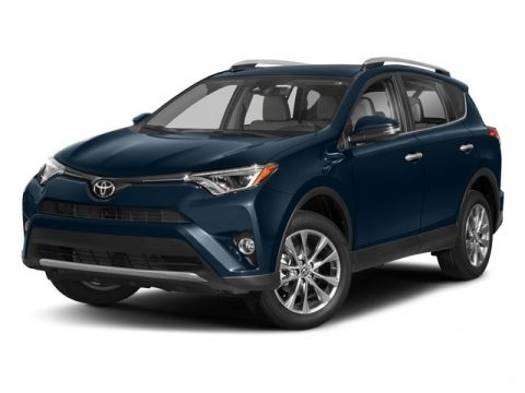 New Toyota RAV4 Limited