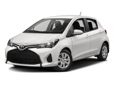 New Toyota Yaris LE4