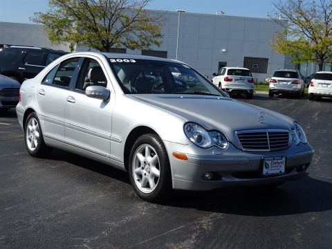 Used Mercedes-Benz C-Class 2.6L