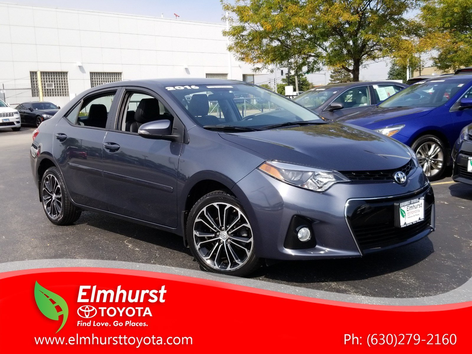 Pre Owned 2016 Toyota Corolla S Plus