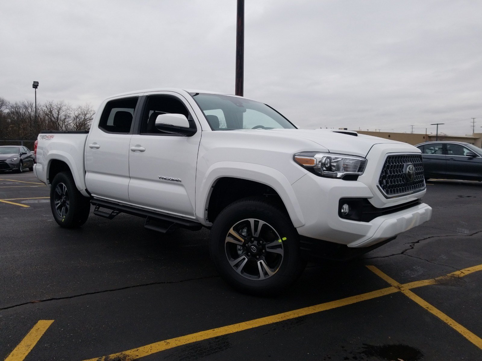 New 2019 Toyota Tacoma TRD Sport Double Cab