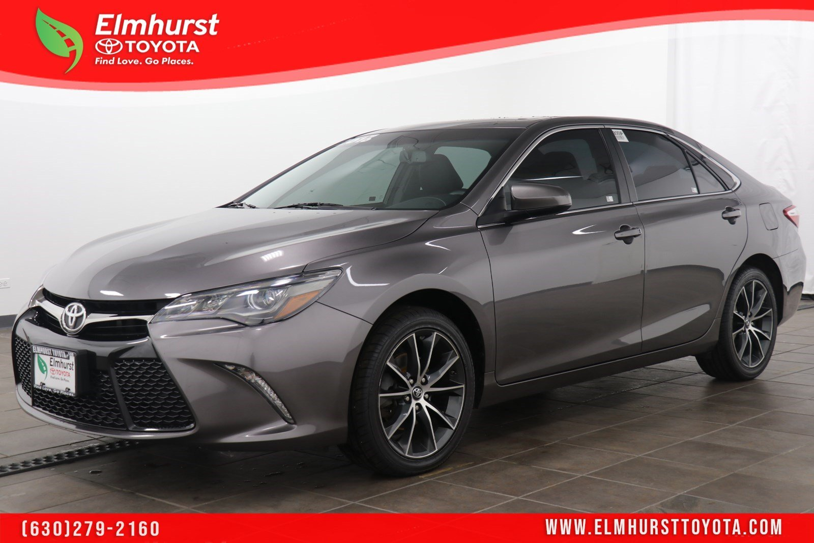 Pre Owned 2016 Toyota Camry Xse V6