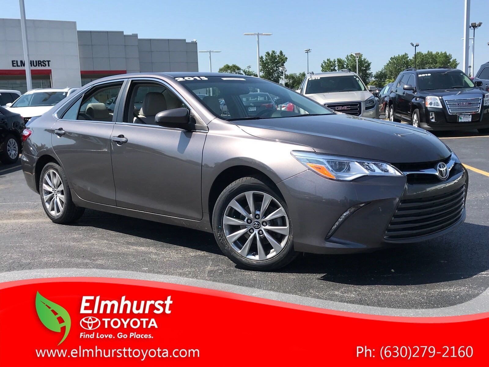 Pre Owned 2015 Toyota Camry Xse V6 4d Sedan In Elmhurst 8755p