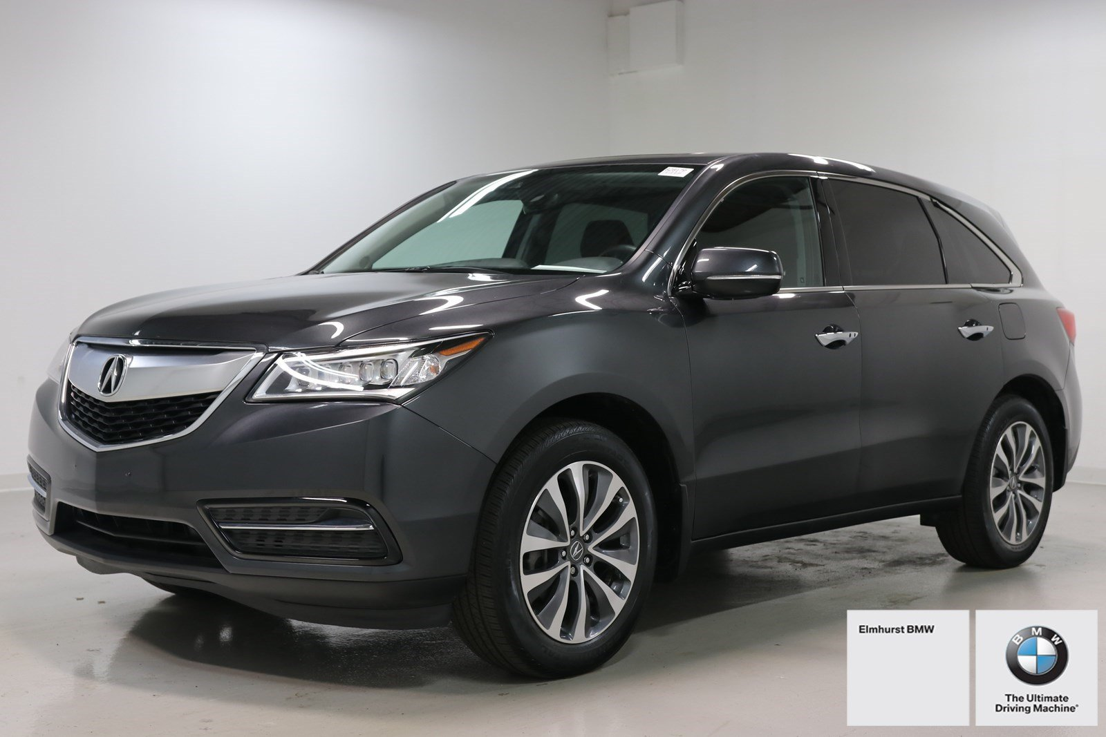 2016 Acura Mdx For Sale >> Pre Owned 2016 Acura Mdx W Tech Awd