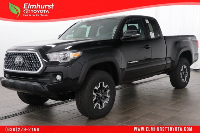 New 2019 Toyota Tacoma TRD Off Road Access Cab
