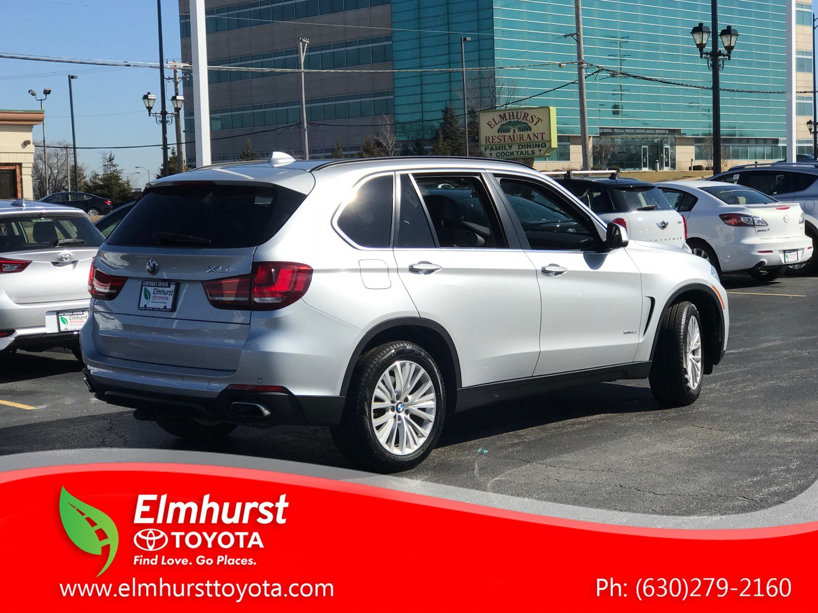 Pre Owned 2014 BMW X5 XDrive50i