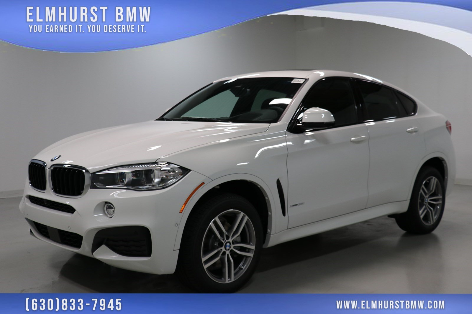 Pre Owned 2019 Bmw X6 Xdrive35i With Navigation Awd