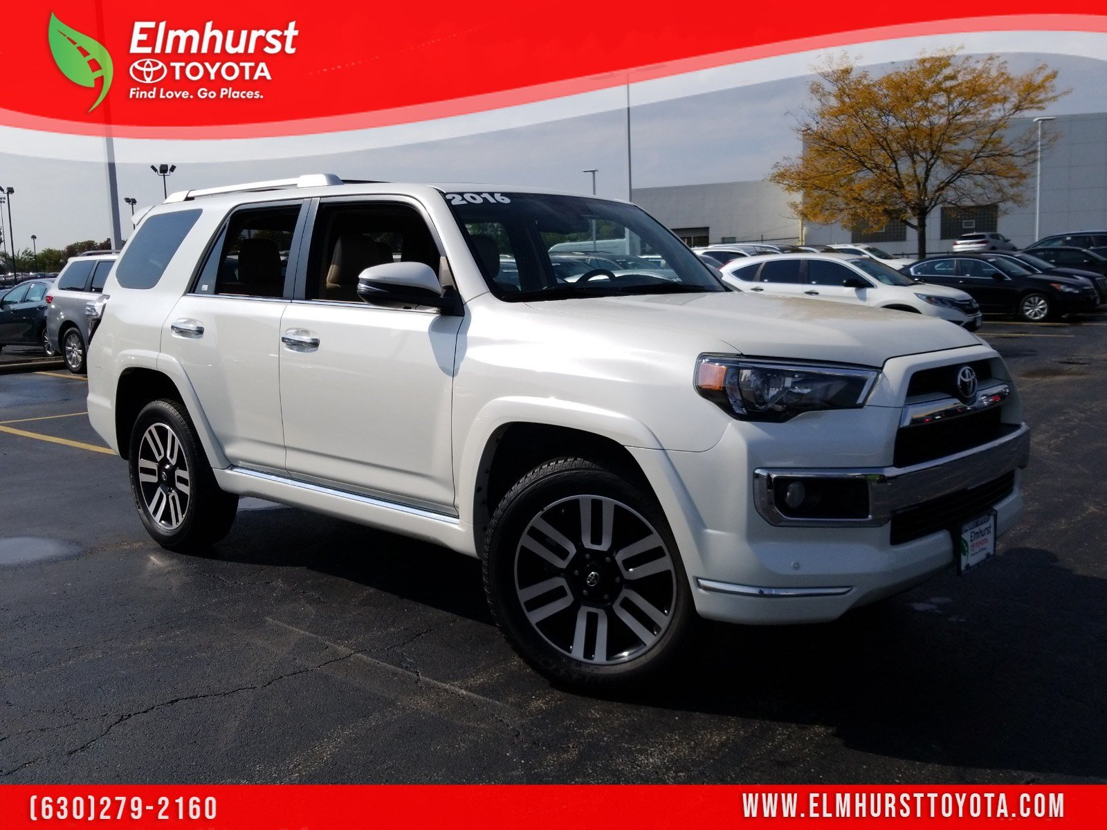 Pre Owned 2016 Toyota 4runner Limited