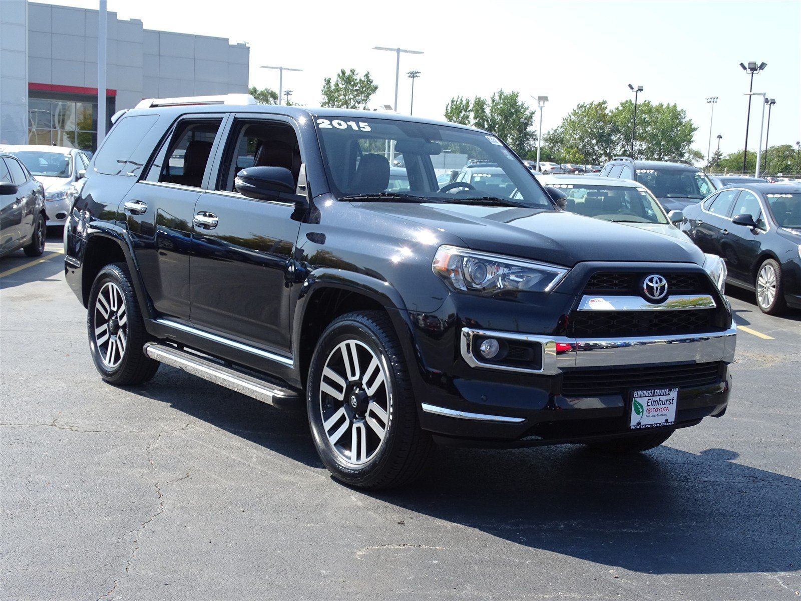Used Vehicle Specials and Deals Chicago | Elmhurst Toyota