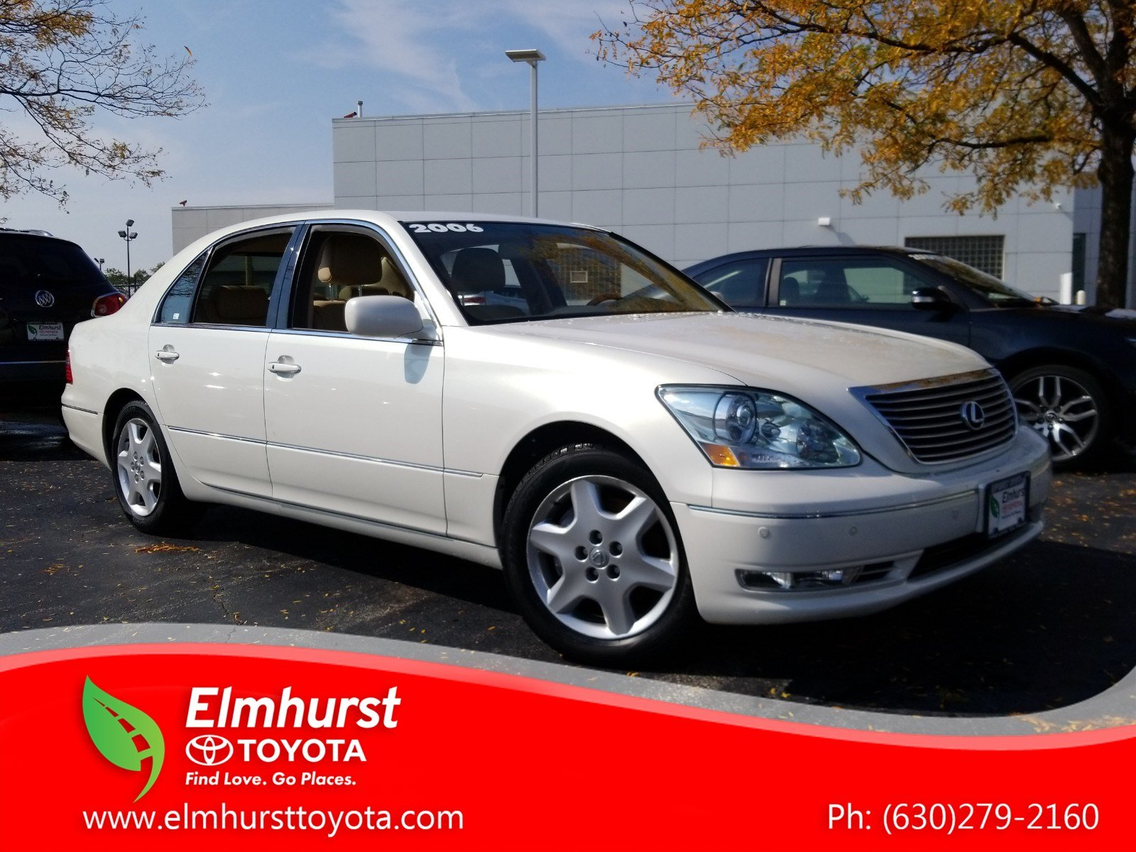 pre-owned 2006 lexus ls 430 4d sedan in elmhurst #t32838a | elmhurst