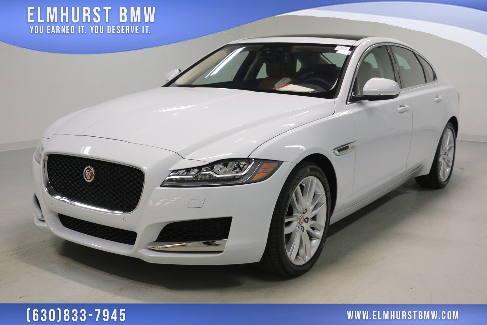 Pre-Owned 2018 Jaguar XF 35t Portfolio Ltd Edition