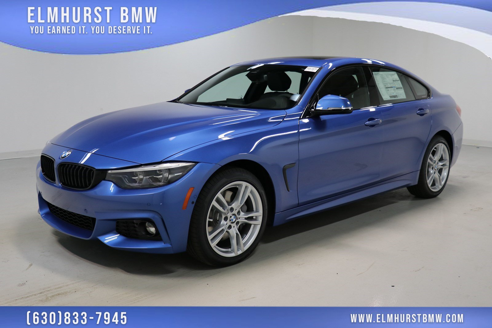 Pre Owned 2019 Bmw 4 Series 440i Xdrive Gran Coupe