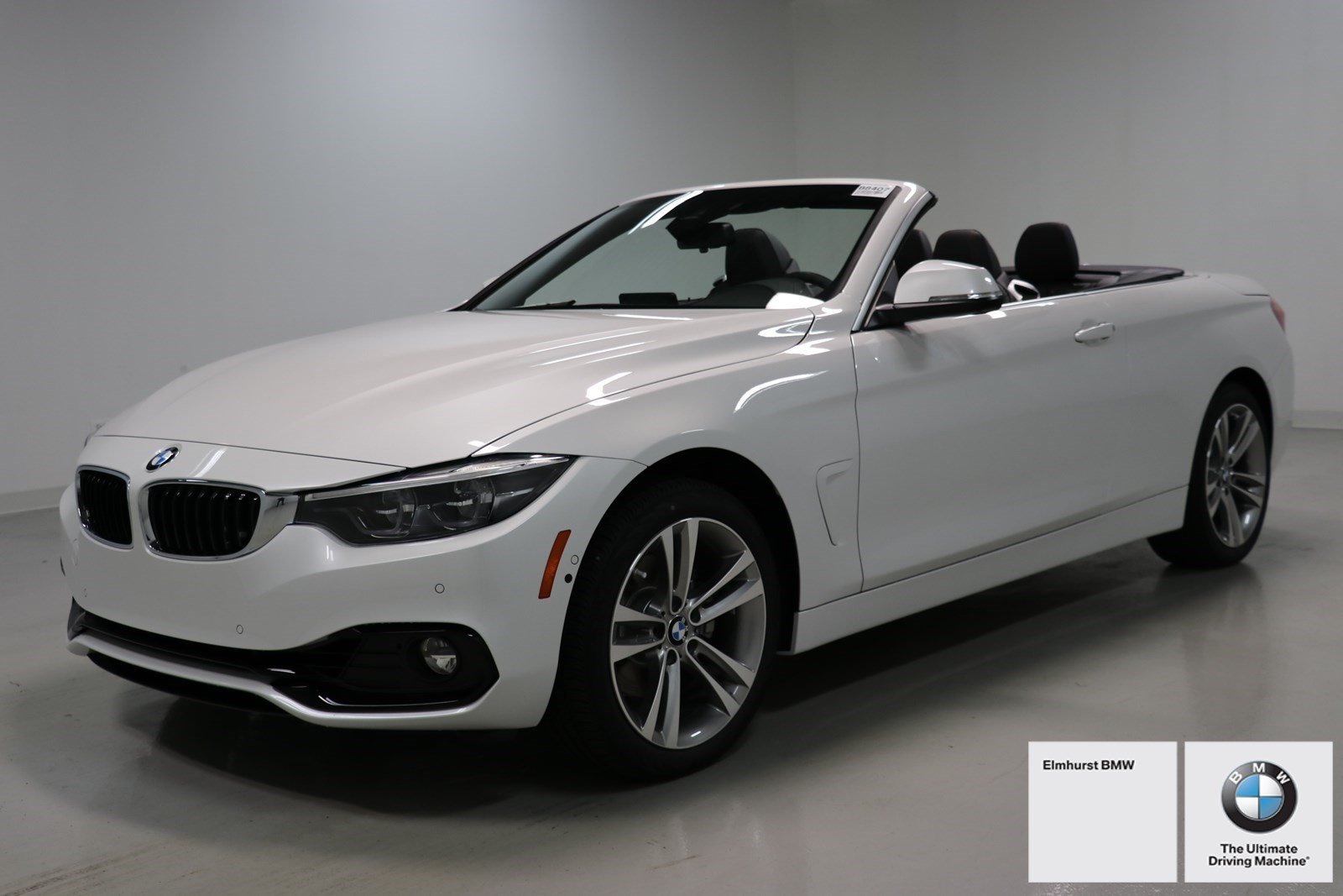 Pre Owned 2019 Bmw 4 Series 430i Xdrive Convertible With Navigation Awd