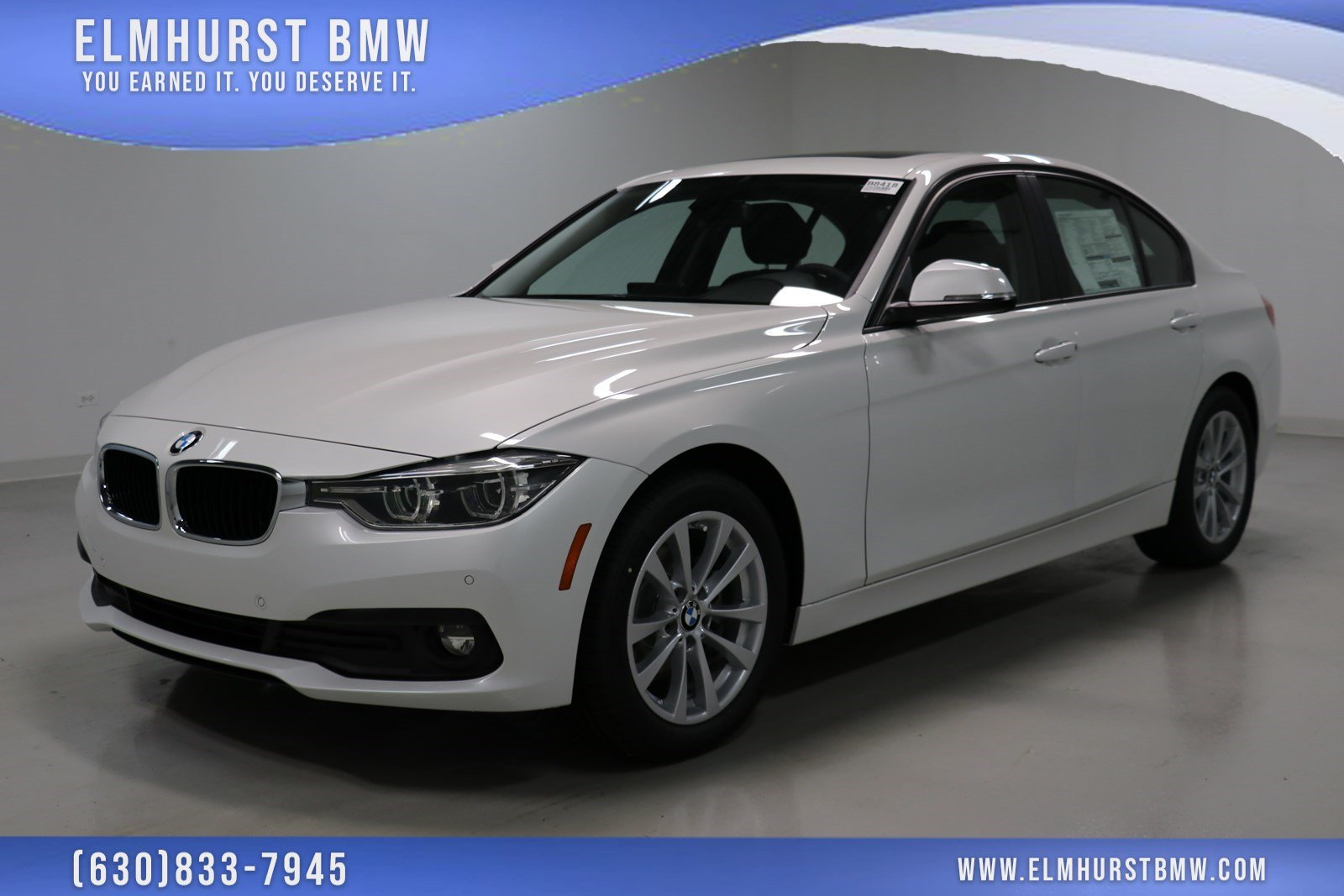 Bmw 320I Xdrive >> Pre Owned 2018 Bmw 3 Series 320i Xdrive With Navigation Awd