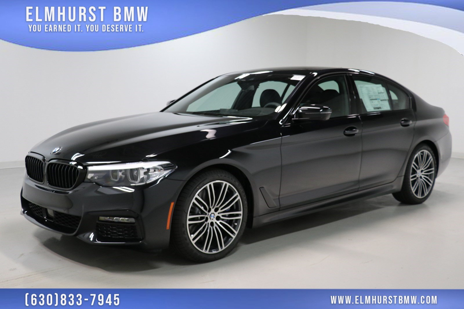 Pre Owned 2019 Bmw 5 Series 540i Xdrive With Navigation Awd