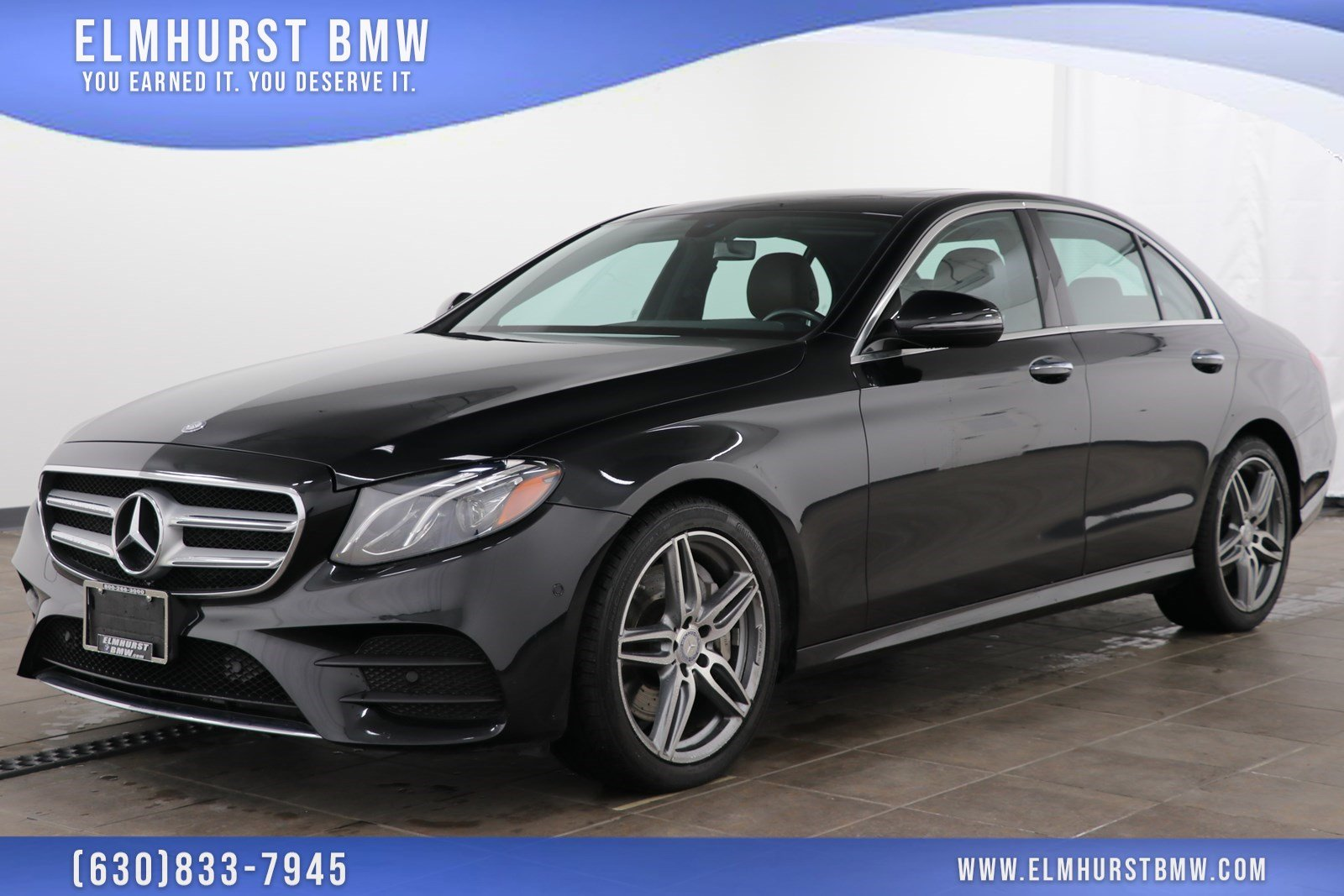 All Wheel Drive 4matic 4dr Car Pre Owned 2017 Mercedes Benz E Cl 300 Sport