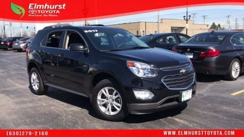 Pre-Owned 2017 Chevrolet Equinox