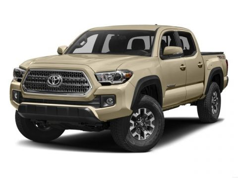 New 2018 Toyota Tacoma TRD Off Road Double Cab