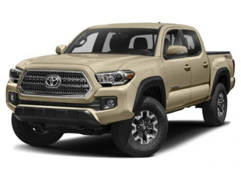 New 2019 Toyota Tacoma TRD Off Road Double Cab