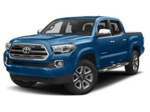 New 2019 Toyota Tacoma Limited Double Cab