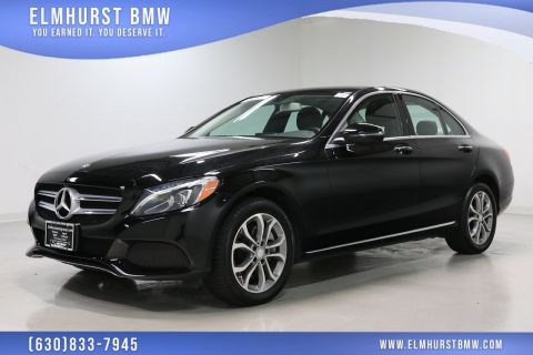 Pre-Owned 2016 Mercedes-Benz C-Class C 300 Luxury