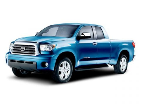 Pre-Owned 2008 Toyota Tundra Base 4D Double Cab