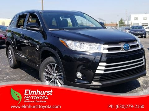 2018 Toyota Highlander Hybrid Source · Toyota Highlander Hybrid For Sale  Elmhurst Toyota
