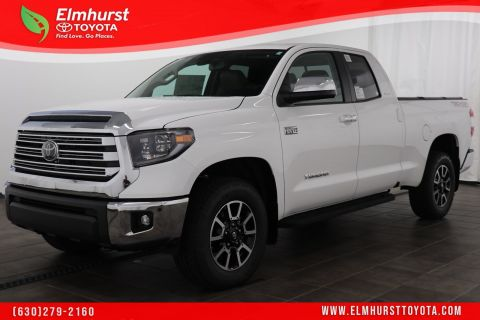 New 2020 Toyota Tundra Limited Double Cab
