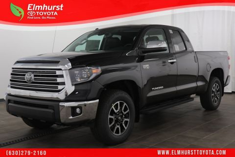 New 2019 Toyota Tundra Limited Double Cab