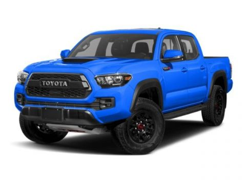 New 2019 Toyota Tacoma TRD Pro Double Cab