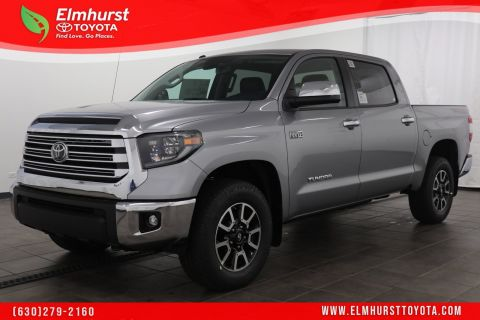 New 2019 Toyota Tundra Limited Crew Cab Pickup