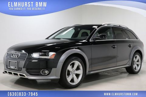 Pre-Owned 2015 Audi allroad Premium Plus