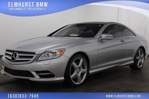 Pre-Owned 2011 Mercedes-Benz CL-Class CL 550
